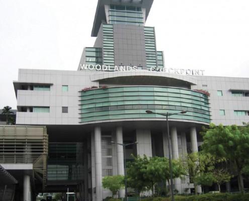 Dogana aeroportuale di Singapore