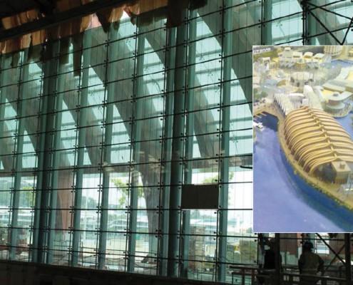 Museo del mare a Singapore