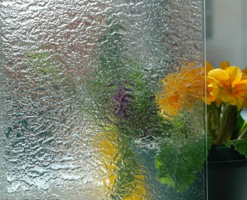 SOLYX Decorative Privacy Window Films