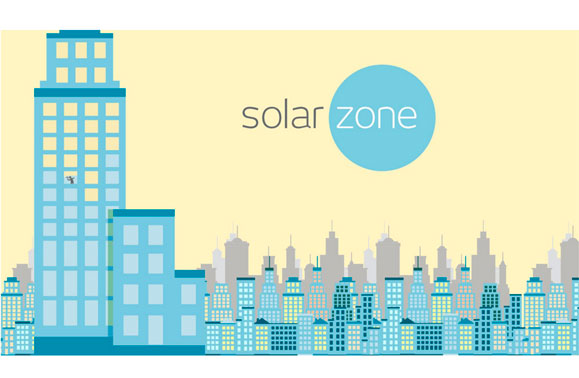 SOLAR ZONE di Hanita Coatings