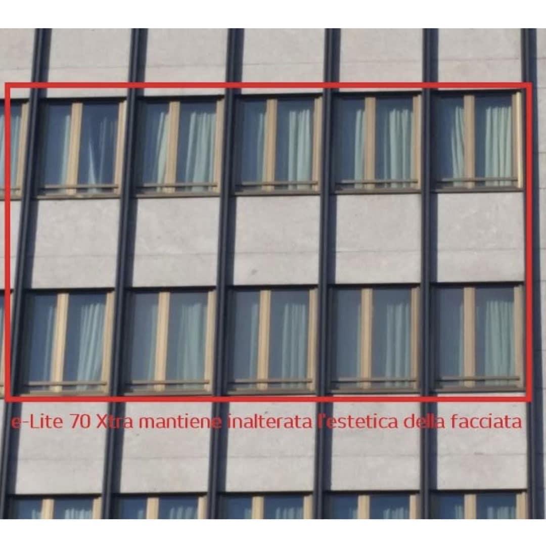 CASE STUDY Hilton Milano, installatore TOPFILM