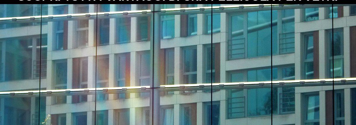Isolamento termico: i vantaggi di una pellicola per vetri