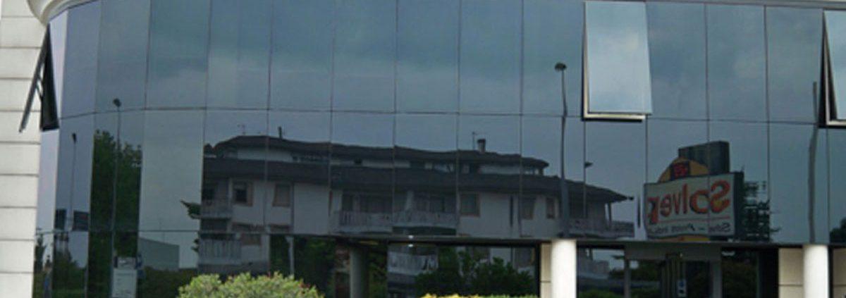 pellicole selettive per vetri
